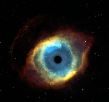 De zwarte gaten in mijn bewustzijn - Melkwegstelsel